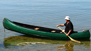difference canoe kayak